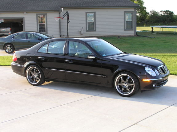 quasarz 2003 mercedes benz e class specs photos. Black Bedroom Furniture Sets. Home Design Ideas