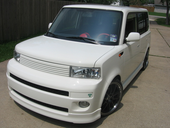 padanky 2005 scion xb specs photos modification info at. Black Bedroom Furniture Sets. Home Design Ideas