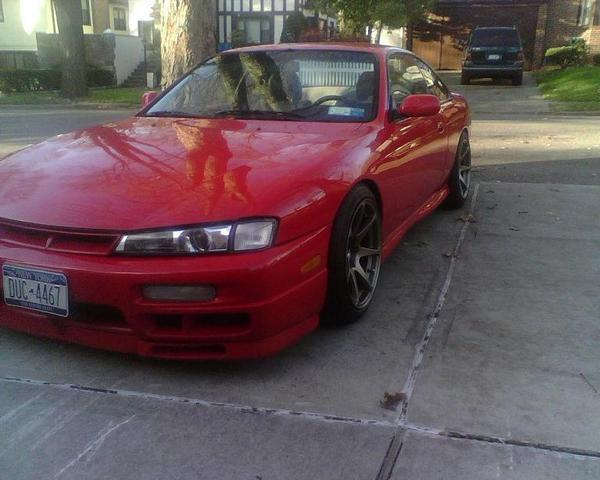 turbo2nr1 s 1997 Nissan 240SX in queens NY