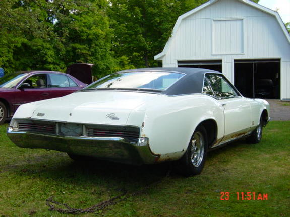 Another rhaltunen 1966 Buick Riviera post... - 6921314