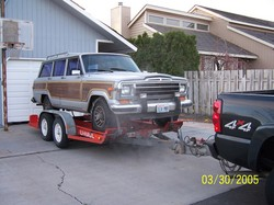 shagginwagon88s 1988 Jeep Grand Wagoneer