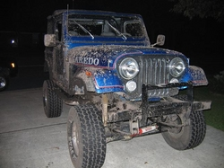 jonjeep87s 1983 Jeep CJ7