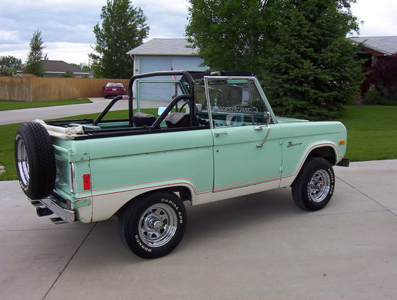 Another JFV1134 1977 Ford Bronco post... - 6891432