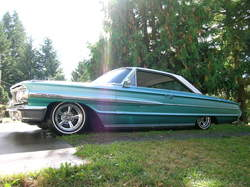 dragginmetal 1964 Ford Galaxie