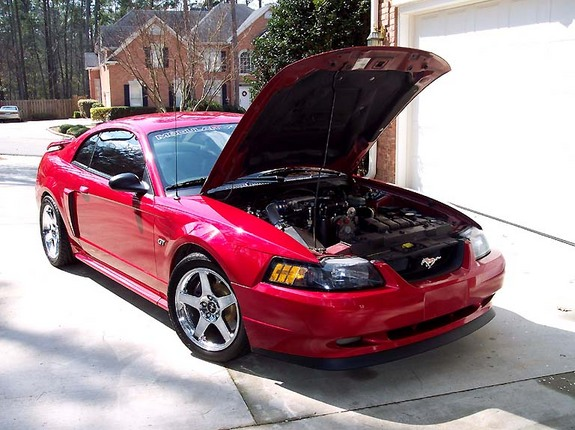 02laserred2v 2002 Ford Mustang Specs Photos Modification