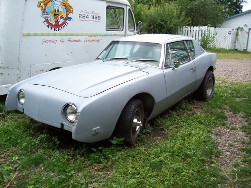 Another 63R2avanti 1963 Studebaker Champion post... - 6894493