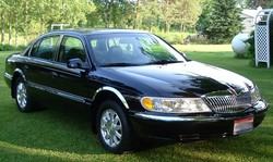 mustangdmm 1999 Lincoln Continental