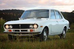 Capella_Kid 1974 Mazda RX-2