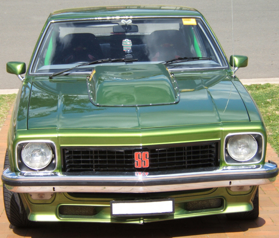 v6hatch 1976 Holden Torana 6897379