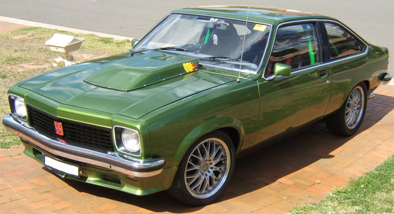 v6hatch 1976 Holden Torana 6897380