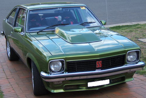 v6hatch 1976 Holden Torana 6897381