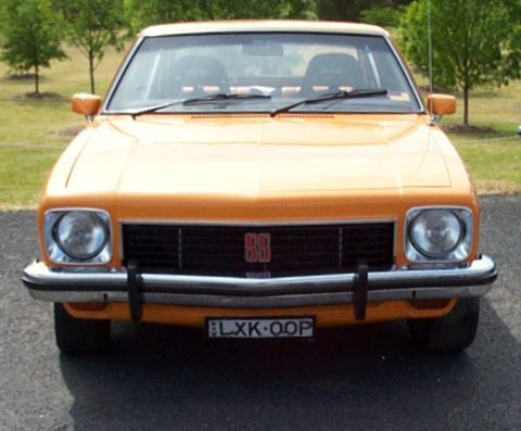 v6hatch 1976 Holden Torana 6897406