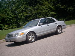 K_Tulls 2001 Ford Crown Victoria