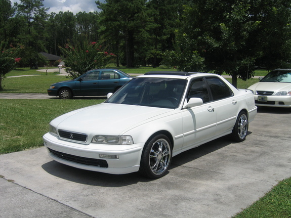 Nammerlegend 1994 Acura Legend Specs Photos Modification