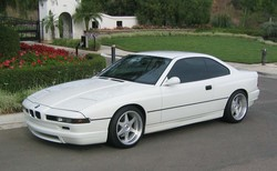 850CSi 1994 BMW 8 Series