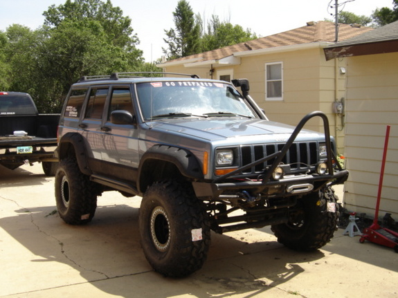 Another 99akxj 1999 Jeep Cherokee post... - 6898915