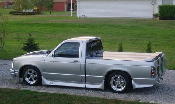 ryguybball25 1991 chevrolet s10 regular cab specs photos modification info at cardomain. Black Bedroom Furniture Sets. Home Design Ideas