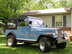 speedyjeeps 1983 Jeep CJ7