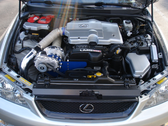 asukadc's 2003 Lexus IS
