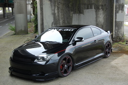 blksand 2006 Scion tC