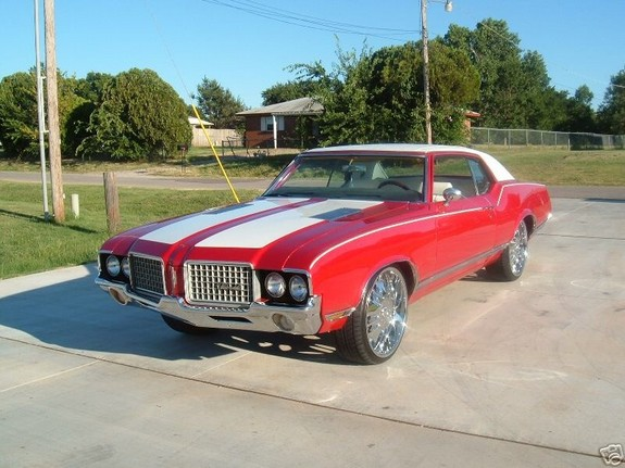 CANDYCUTT23 1970 Oldsmobile Cutlass Supreme Specs Photos