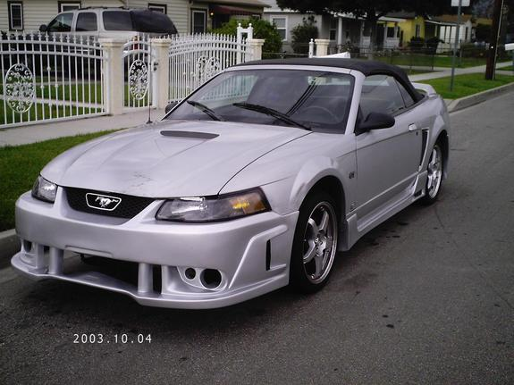 Another JeremyF 2000 Ford Mustang post... - 6902850
