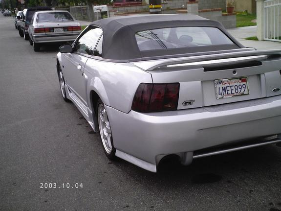 Another JeremyF 2000 Ford Mustang post... - 6902851