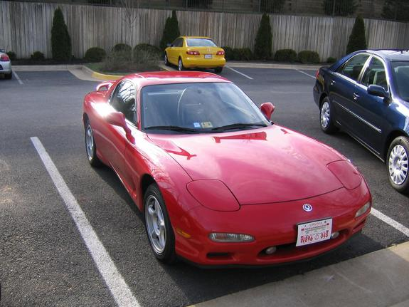 gt spd 1995 mazda rx 7 specs photos modification info at. Black Bedroom Furniture Sets. Home Design Ideas