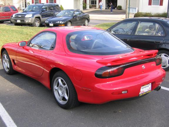 Another GT_SPD 1995 Mazda RX-7 post... - 6965073