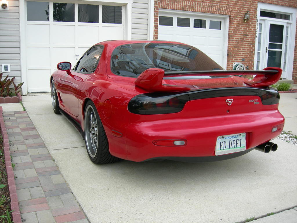 Another GT_SPD 1995 Mazda RX-7 post... - 6965078
