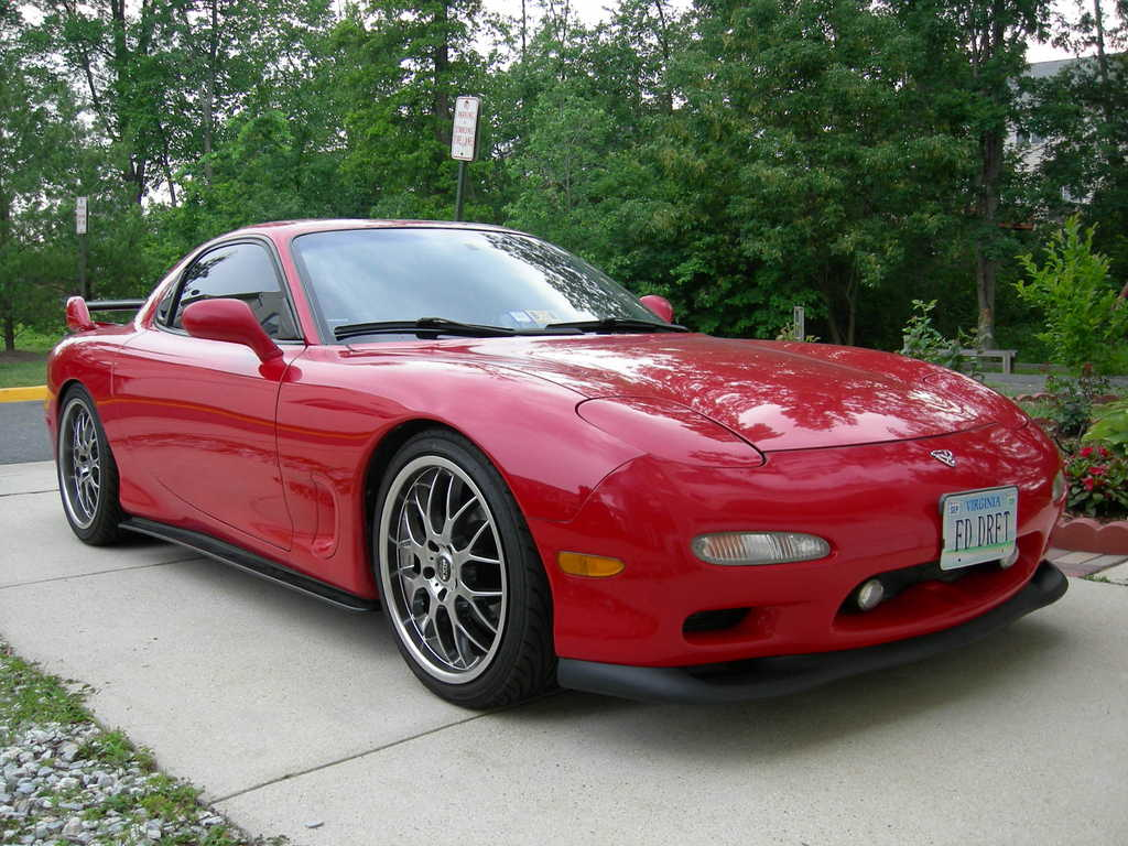 Another GT_SPD 1995 Mazda RX-7 post... - 6965079