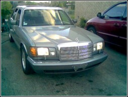 Another sexySEL 1988 Mercedes-Benz S-Class post... - 6904409