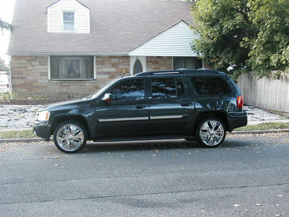 Another cathafer 2005 GMC Envoy post... - 6920842