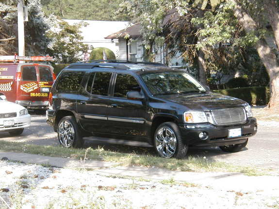 Another cathafer 2005 GMC Envoy post... - 6920845