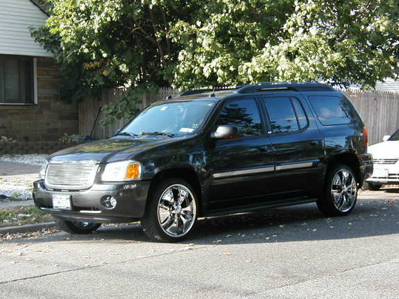 Another cathafer 2005 GMC Envoy post... - 6920847