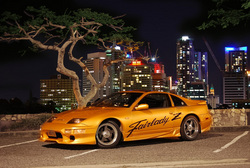 BrissieBeautys 1990 Nissan 300ZX