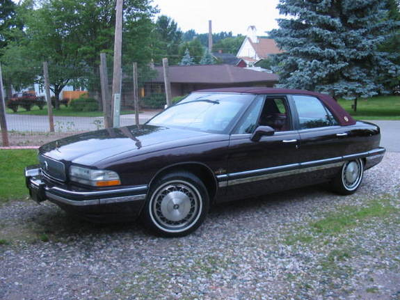 magssway2 1993 buick lesabre specs photos modification. Black Bedroom Furniture Sets. Home Design Ideas