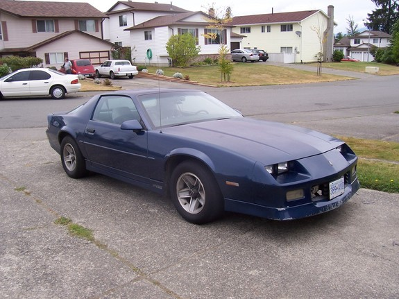 Another series1000 1989 Chevrolet Camaro post... - 6910391