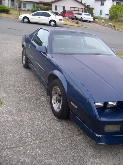 Another series1000 1989 Chevrolet Camaro post... - 6910392