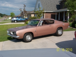 67CopperCudas 1967 Plymouth Barracuda