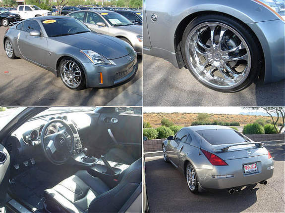 Another 03GTPonyBabe 2003 Nissan 350Z post... - 7343310