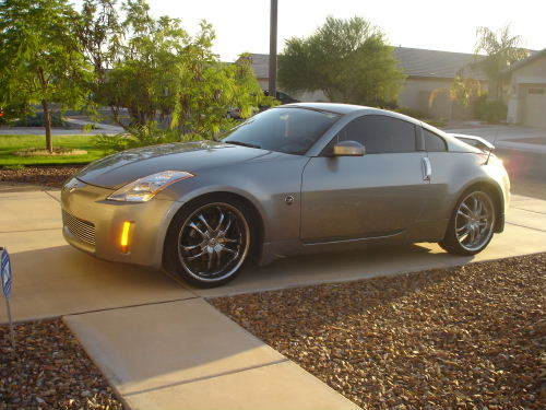 Another 03GTPonyBabe 2003 Nissan 350Z post... - 7343312