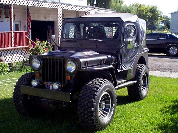 Paag83262 1948 Jeep CJ5