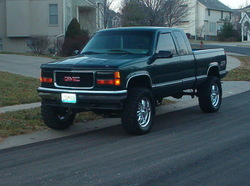 tylersgmc 1998 GMC Sierra 1500 Regular Cab