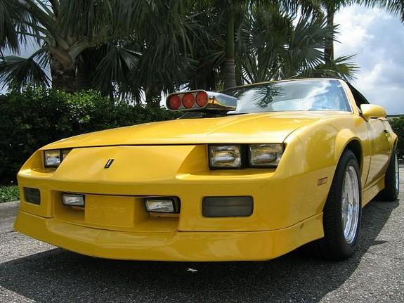 Another Serpentine 1986 Chevrolet Camaro post... - 6917716