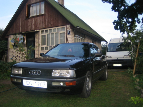 Another Tariel 1987 Audi 90 post... - 6939204