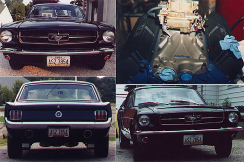 Another TOMongous 1965 Ford Mustang post... - 6923864