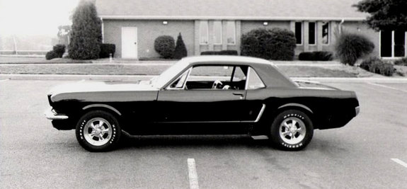 Another TOMongous 1965 Ford Mustang post... - 6923868