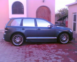 ke7elaans 2004 Volkswagen Touareg