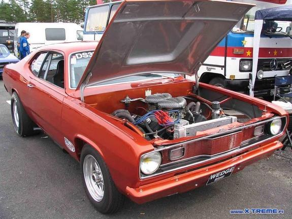 Dartblower 1970 Plymouth Duster